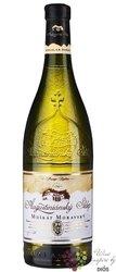"""Muškát moravský """" Prestige Sigillum """" jakostní víno Augustiniánský sklep Neoklas Šardice     0.75 l"""