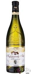 """Sauvignon """" Prestige Sigillum """" jakostní víno odrůdové Augustiniánský sklep Neoklas Šardice   0.75 l"""