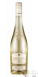"""Chardonnay """" Fresh """" 2019 pozdní sběr vinařství U Kapličky  0.75 l"""