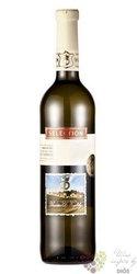"""Chardonnay """" Selection """" 2015 pozdní sběr vinařství U Kapličky  0.75 l"""