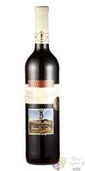 """Cabernet Sauvignon """" Selection """" 2017 pozdní sběr vinařství U Kapličky  0.75 l"""