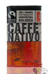 "Goppion Caffeteria "" Nativo "" whole beans 100% Arabica bioogico   250g"