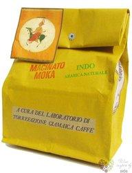 "Giamaica Gianni Frasi "" Indo Arabica naturale "" whole beans coffee  250g"
