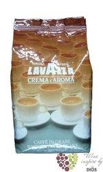 """Lavazza """" Crema e Aroma """" whole beans Italian coffee    1.00 kg"""