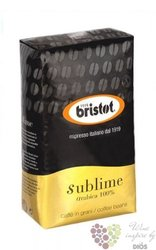 "Bristot "" Sublime "" 100% Arabica whole beans Italian coffee    1.00 kg"