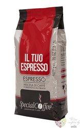 """del Sole """" Il Tuo Espresso """" whole beans Italian coffee    1.00 kg"""