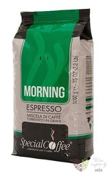 "del Sole "" Morning "" whole beans Italian coffee    1.00 kg"