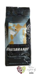 "Hausbrandt "" Gourmet Columbus "" whole beans Italian coffee    1.00 kg"