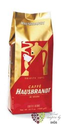"Hausbrandt "" Super bar "" whole beans Italian coffee    1.00 kg"
