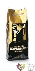 "Hausbrandt "" Espresso H.Hausbrandt "" whole beans Italian coffee    1.00 kg"
