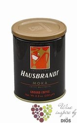 "Hausbrandt "" Moka "" ground Italian coffee    250 g"
