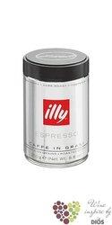 "Illy "" Dark "" whole beans Italian coffee in metal box    250 g"