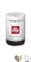 "Illy "" Dark "" ground Italian coffee in metal box    250 g"