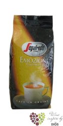 "Segafredo "" Emozioni "" whole beans Italian coffee     1.00 kg"