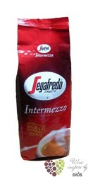 "Segafredo "" Intermezo "" whole beans Italian coffee     1.00 kg"