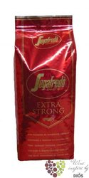 "Segafredo "" Extra Strong "" whole beans Italian coffee     1.00 kg"
