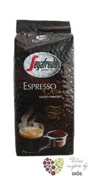 "Segafredo "" Espresso Casa "" whole beans Italian coffee     1.00 kg"