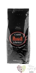 "L Antico "" Black Reserve "" whole beans Italian coffee 1.00 kg"