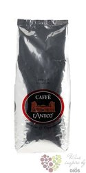 "L Antico "" Silver "" whole beans Italian coffee 1.00 kg"