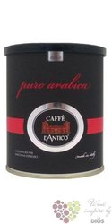 "L Antico "" Puro Arabica "" ground 100% Arabica Italian coffee in metal box 250 g"
