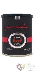 """L Antico """" Puro Arabica """" ground 100% Arabica Italian coffee in metal box 250 g"""