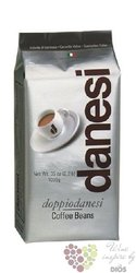 "Danesi caffe "" Doppio "" whole beans 100% Arabica Italian coffee 1.00 kg"