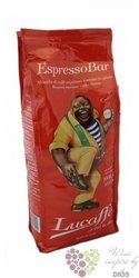"Lucaffe "" Espresso Bar "" whole beans Italian coffee 1.00 kg"