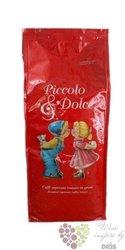 """Lucaffe """" Piccolo e Dolce """" whole beans Italian coffee 1.00 kg"""
