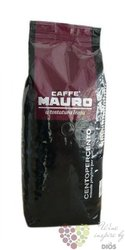 "Mauro Caffe "" Centopercen "" whole beans 100% Arabica Italian coffee 1.00 kg"