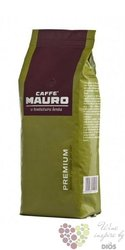 "Mauro Caffe "" Premium "" whole beans Italian coffee 1.00 kg"