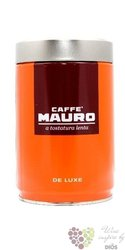 "Mauro Caffe "" De Luxe "" ground Italian coffee in metal box 250 g"