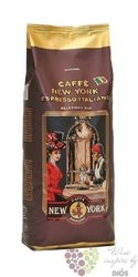 "New York "" Extra Arabica "" whole beans 100% Arabica Italian coffee 1.00 kg"