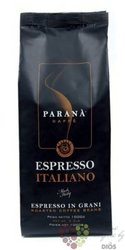 "Parana caffe "" Espresso "" whole beans 100% Arabica Italian coffee 1.00 kg"