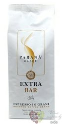 "Parana caffe "" Extra Bar "" whole beans Italian coffee 1.00 kg"