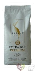 "Parana caffe "" Extra Bar Premium "" whole beans Italian coffee 1.00 kg"