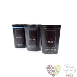 "Parana caffe "" Espresso "" whole beans 100% Arabica Italian coffee in metal box 250 g"