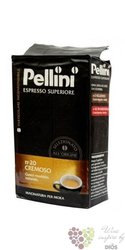 "Pellini "" Espresso n°20 Cremoso "" ground Italian coffee 250 g"