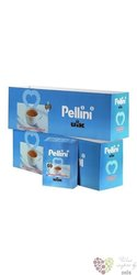 "Pellini "" Decaffein sacky "" ground Italian coffee 2x50x7g"