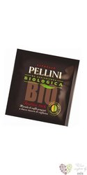 "Pellini "" BIO Arabica PODS "" whole beans 100% Arabica Italian coffee 50x7g"
