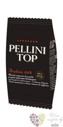 "Pellini "" TOP Arabica "" ground 100% Arabica Italian coffee kapsle 50x7g"