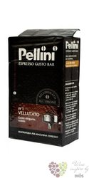 "Pellini "" n°1 Vellutato "" ground Italian coffee 250 g"