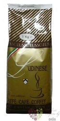 "Udinese "" Lusso "" whole beans Italian coffee 1.00 kg"