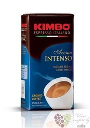 """Kimbo """" Aroma Intenso"""" ground Italian coffee 250 g"""