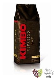 "Kimbo  ""Top Flavour"" whole beans 100% Arabica Italian coffee 1.00kg"