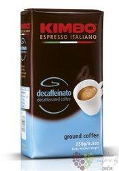 "Kimbo ""Espresso Decaffeinato""Italian coffee 500 g"