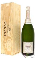 "Gosset blanc "" Excellence "" brut Champagne Aoc  3.00 l"
