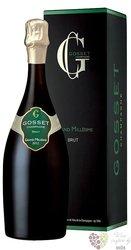 """Gosset rosé 2003 """" Celebris """" Vintage Brut Champagne Aoc   0.75 l"""