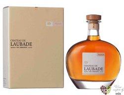 """Chateau de Laubade VSOP """" Carafe Olivia """" Bas Armagnac Aoc 40% vol.    0.70 l"""