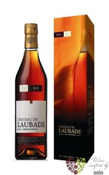 Chateau de Laubade XO Bas Armagnac Aoc 40% vol.    0.70 l