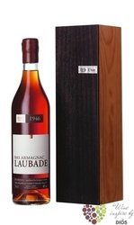 Chateau de Laubade 1984 vintage Bas Armagnac 40% vol.  0.70 l